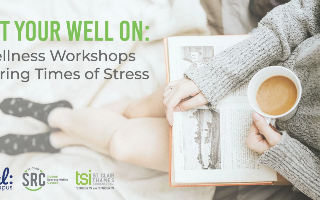 Feeling Stressed? New Wellness Workshops Available