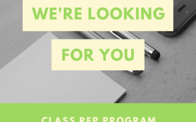 Apply To Be A St Clair Thames Campus Class Rep