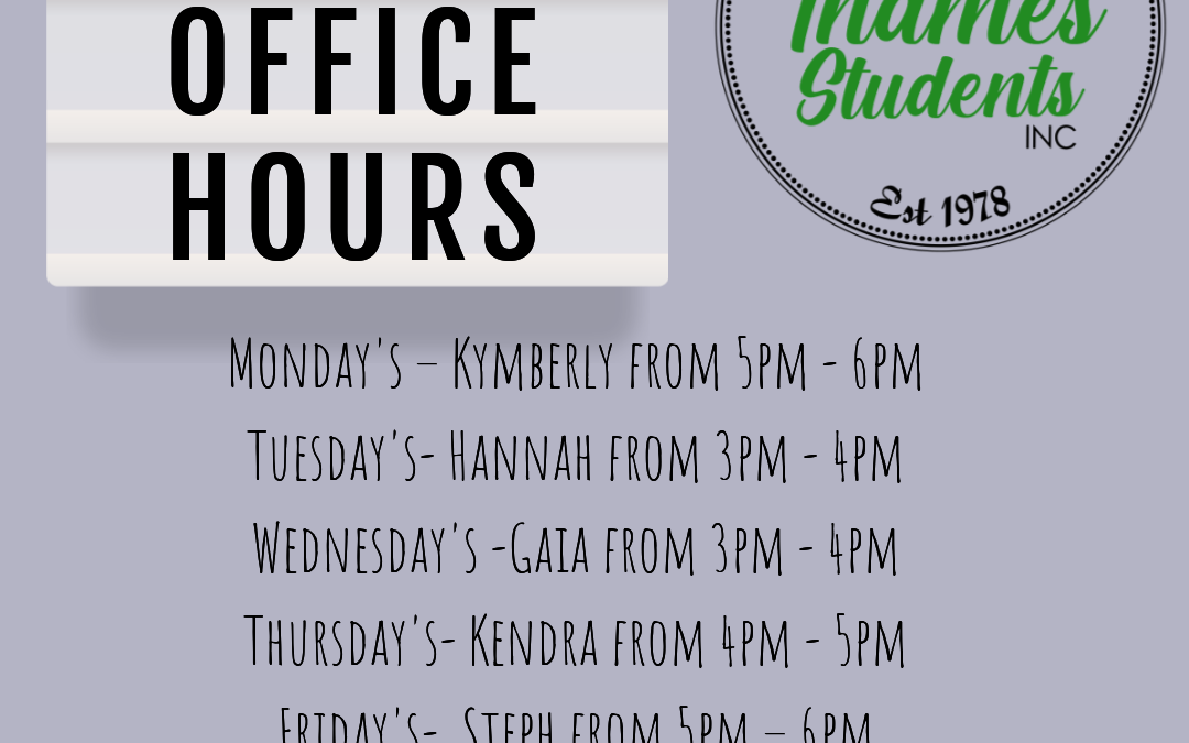 Winter 2021 Zoom Office Hours