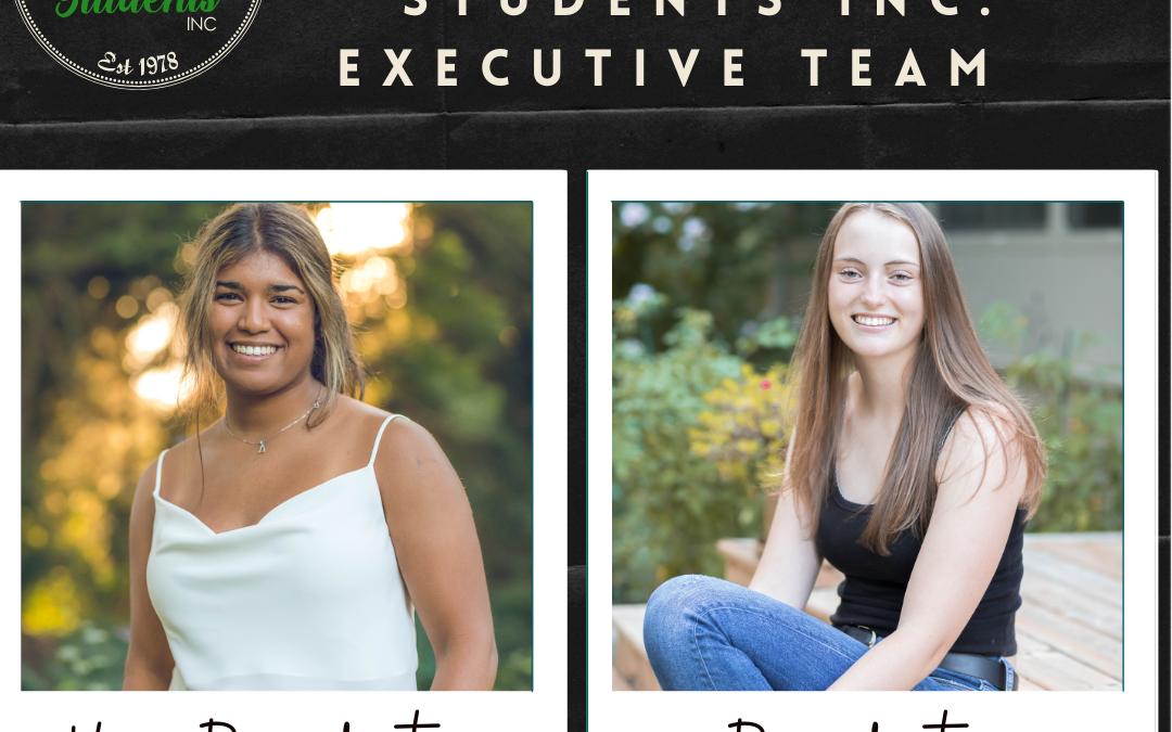 Meet Your 2021/2022 TSI Executive