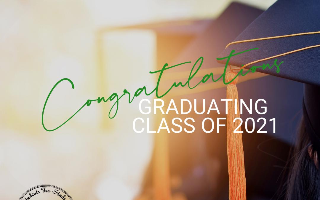 Congratulations 2021 St. Clair College Grads!