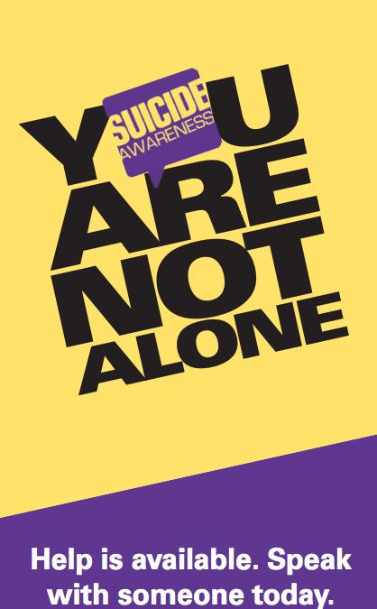 Suicide Awareness Virtual 2021 Month Walk