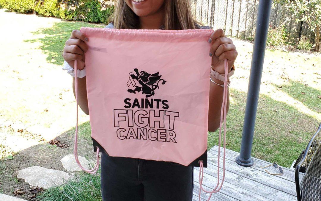 Saints Fight Cancer Fundraiser